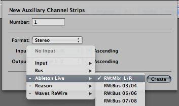 Rewire 64-32 bridge mac