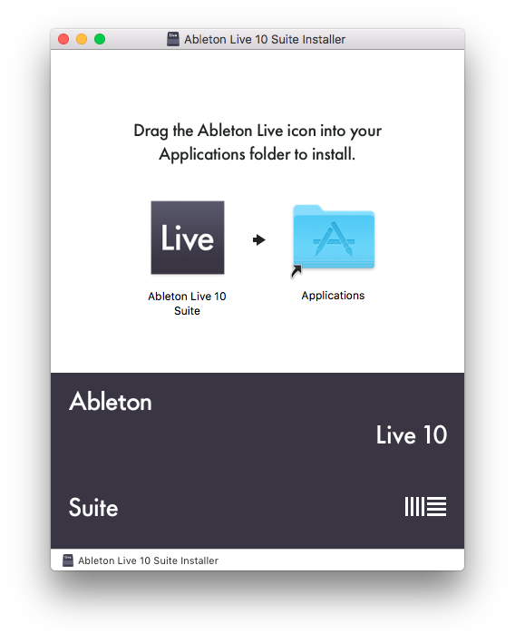 Ableton live 10. 0. 1 download for mac free.