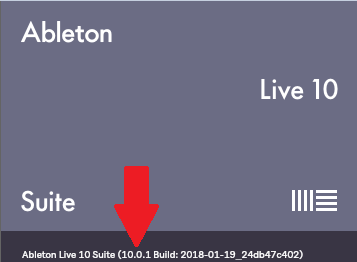 ableton live 9.6 patch io